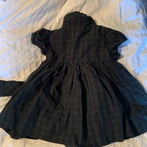 Ralph Lauren Dresses - Baby girl Ralph Lauren plaid dress